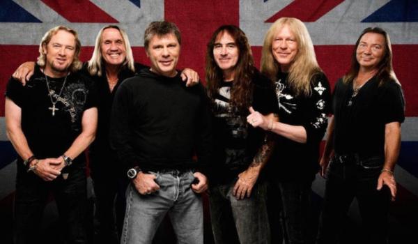 Iron Maiden fará dois shows solo no Brasil, diz jornal