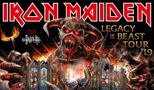 Iron Maiden: ingressos para shows no Brasil estão à venda