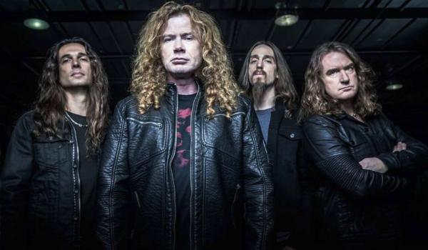 Megadeth, Scorpions e Whitesnake devem se apresentar em São Paulo em 2019