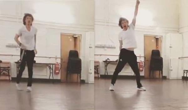 Mick Jagger publica vídeo dançando e prova que está bem após cirurgia