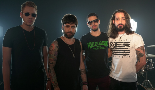 NUDZ prova que o rock brasileiro está vivo em EP The Watcher