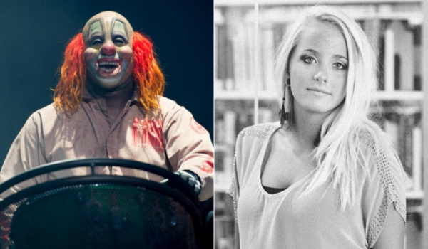 "Slipknot: filha de Shawn ""Clown"" Crahan morre aos 22 anos"