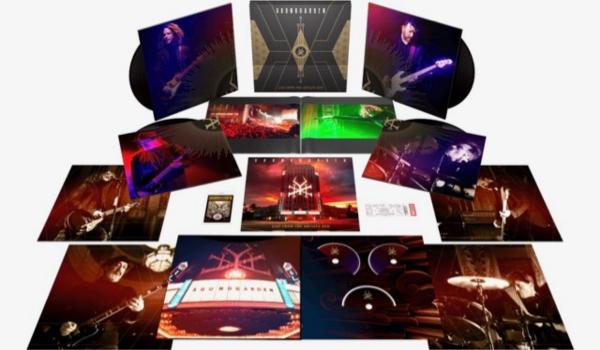 Soundgarden irá lançar disco ao vivo da apresentação intimista no Artists Den