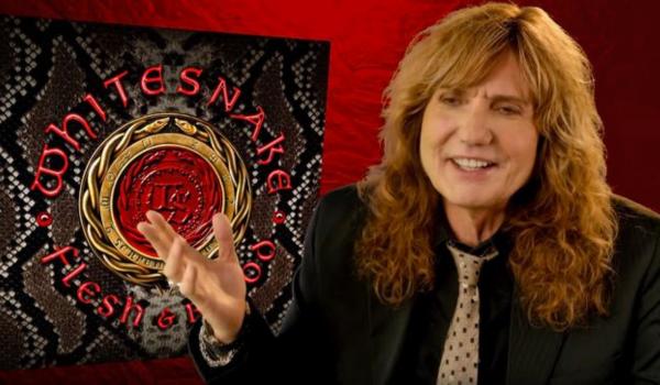 Whitesnake divulga disco Flesh & Blood; ouça aqui