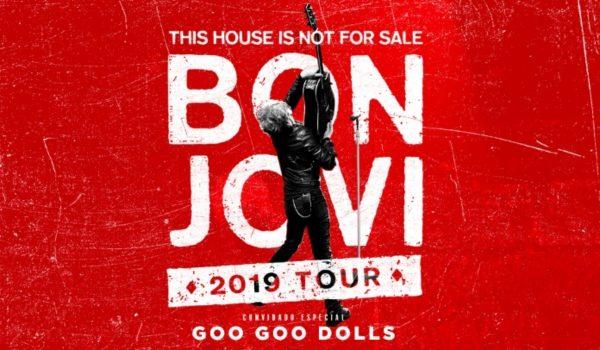 Bon Jovi confirma shows em São Paulo, Recife e Curitiba