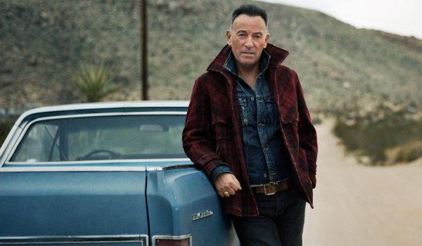 Bruce Springsteen escreveu um novo álbum para a E Street Band