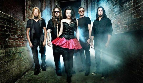 Evanescence pretende lançar um novo álbum em 2020