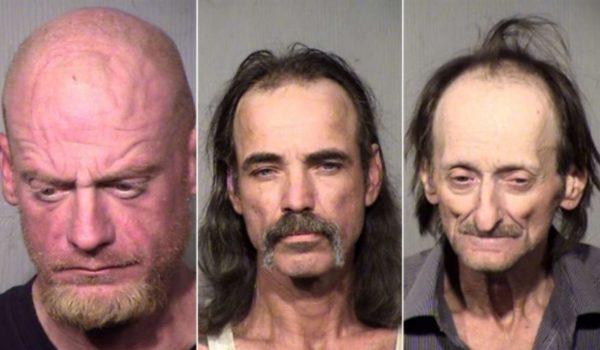Três homens foram presos por roubar guitarra do Lamb Of God