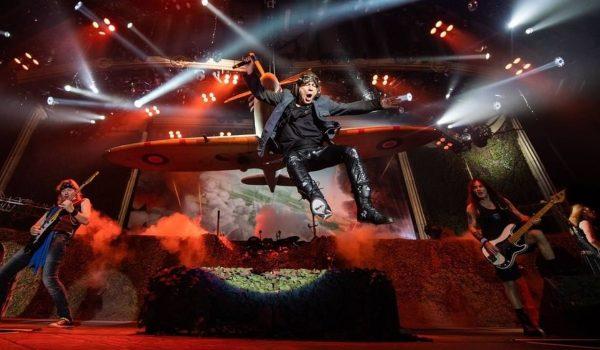 Iron Maiden confirma shows em São Paulo e Porto Alegre