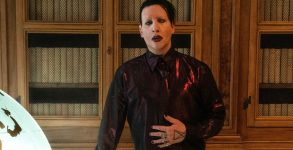 Marilyn Manson estará na nova série The New Pope