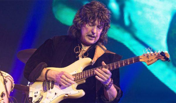 """Rainbow, de Ritchie Blackmore, lança nova música; ouça """"The Storm"""""""