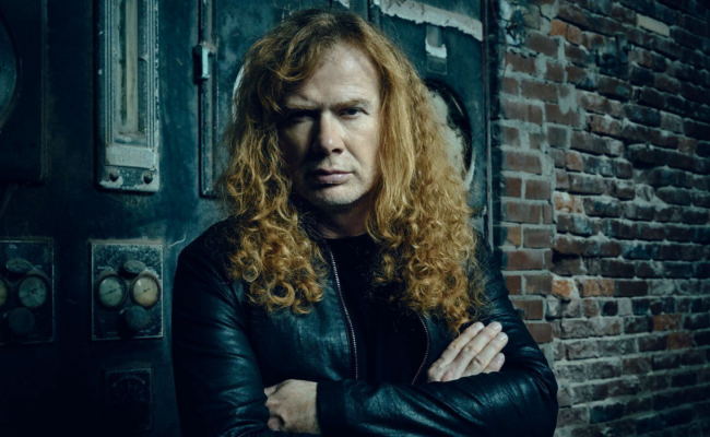 Megadeth cancela todos os shows no Brasil após problema de saúde de Dave Mustaine