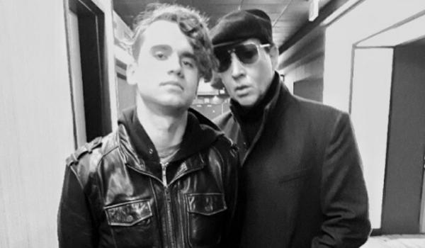 Marilyn Manson confirma Brandon Pertzborn como novo baterista