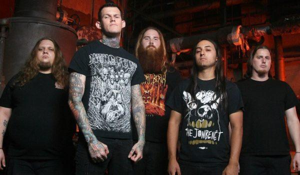 Carnifex anuncia novo álbum e lança clipe de No Light Shall Save Us