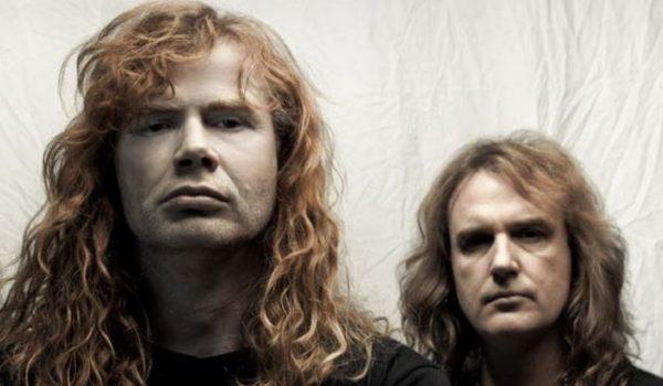 David Ellefson está otimista quanto ao tratamento do câncer de Dave Mustaine