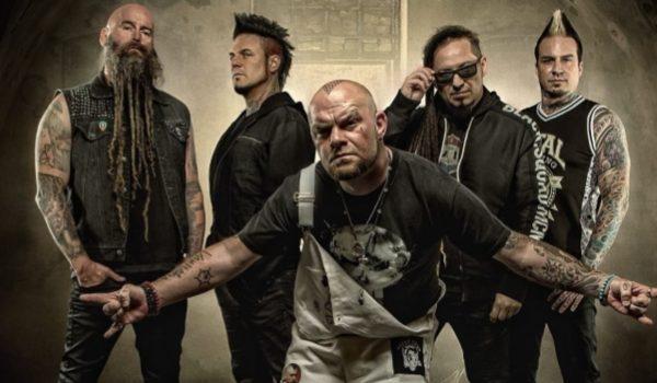 """Five Finger Death Punch: """"Novo álbum será o retorno ao nosso lado pesado"""""""