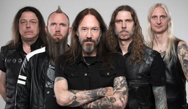"""Hammerfall lança novo single """"(We Make) Sweden Rock"""""""