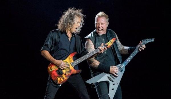 Metallica tocará hino nacional dos EUA na final da NBA