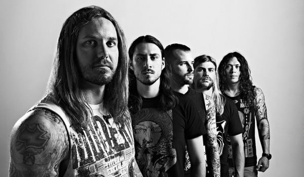 As I Lay Dying fará dois shows no Brasil este ano
