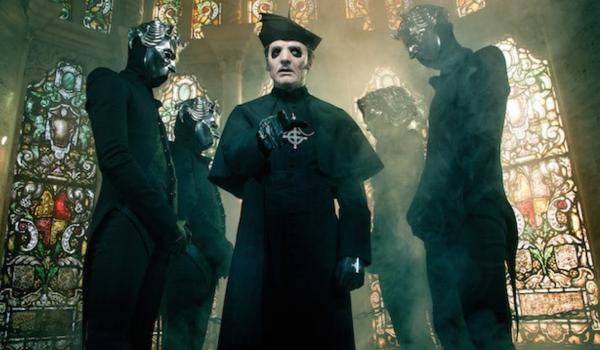 Ghost anuncia edição de luxo de 'Prequelle' para colecionadores
