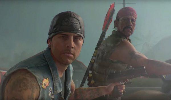 Avenged Sevenfold: vocalista M. Shadows é personagem jogável no novo Call of Duty