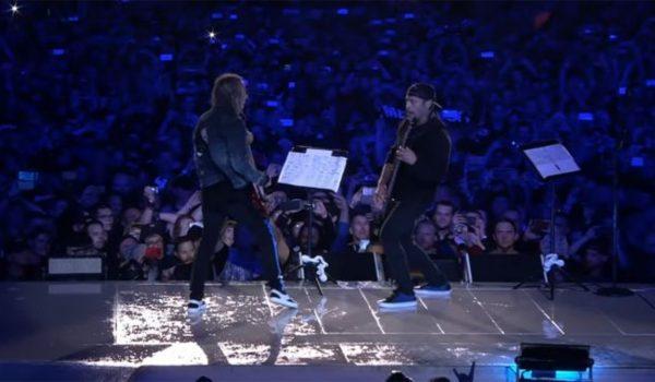 "Metallica lança vídeo de cover de ""Engels"", do Rammstein, ao vivo"
