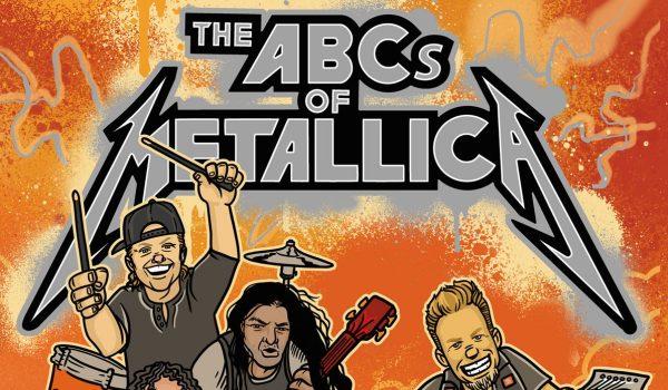 Metallica anuncia novo livro infantil, The ABCs of Metallica