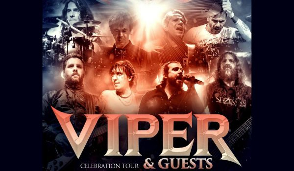 Viper anuncia 'Celebration Tour' com convidados e integrantes do Angra e Shaman