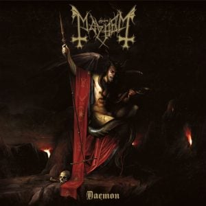 Mayhem anuncia novo álbum Daemon