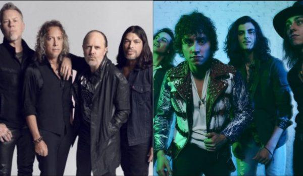Metallica divulga datas dos shows no Brasil e anuncia Greta Van Fleet como banda de abertura